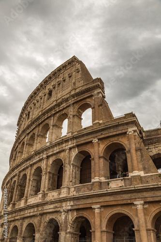 Roman Colusseum Poster