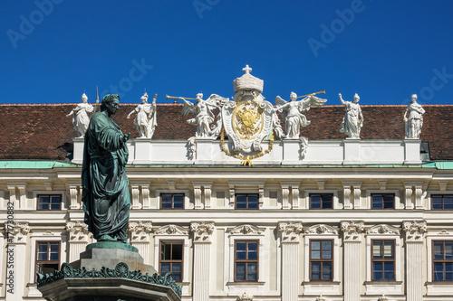 Hofburg Wien Poster