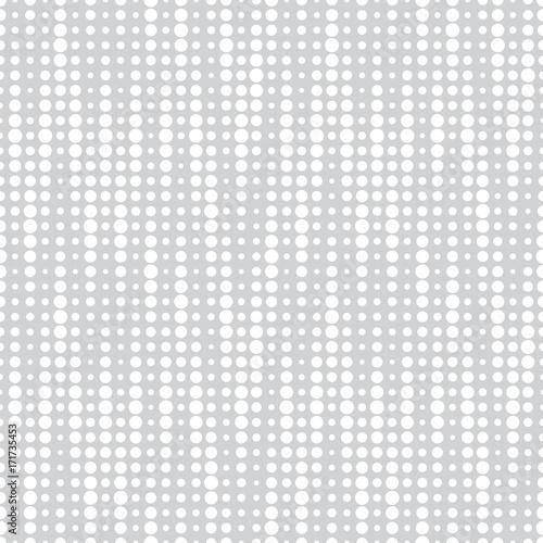 geometric dots halftone gradient seamless pattern design - 171735453