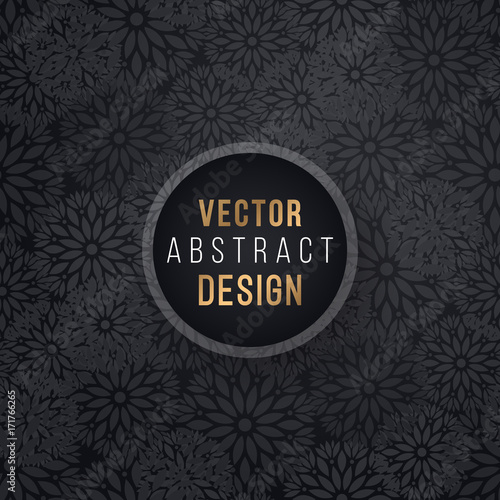 Luxury vector pattern - 171766265