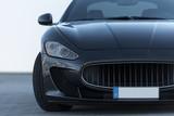 Sportwagen Front Konzept Studie