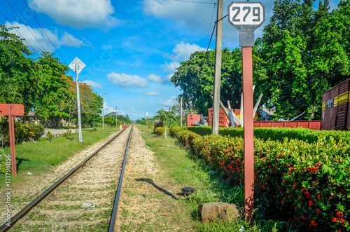 Monumento al Tren Blindado, Santa Clara, Cuba