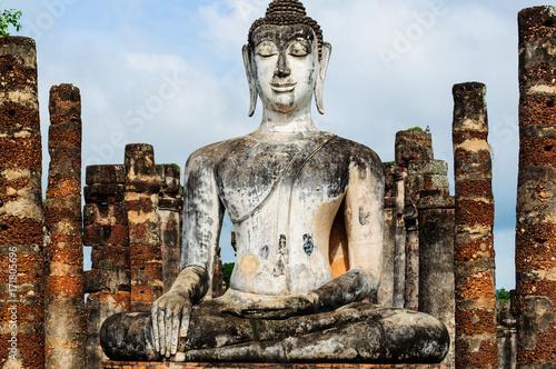 Foto op Canvas Boeddha Untitled