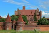 Zamek krzyżacki w Malborku, Polska - 171829688