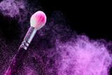 Buntes Make-up - Pinsel - Kosmetik - Make up - 171834819