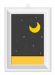 Night Scene Picture Frame - 171843621