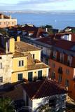 Lisbon, architecture, aged buildings, streets