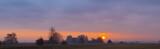 Sonnenaufgang im Teufelsmoor bei Bremen - 171868639