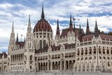 Parlament in Budapest, Ungarn - 171875005