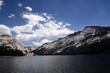 Lake in Yosemite national park, USA