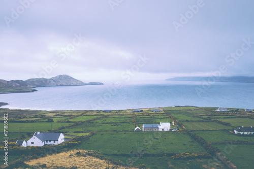 Tuinposter Khaki Irland