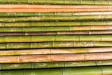 Bamboo Poles Closeup Layout Background