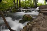 Wasserfälle in Kroatien an den Plitvicer Seen