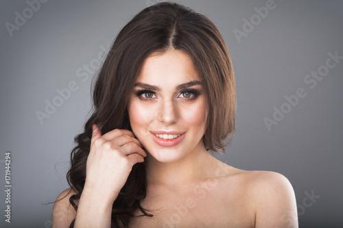 Zobacz obraz Beauty woman portrait