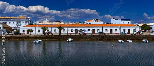 Foto op Plexiglas Panoramafoto s Siesta in Tavira, Portugal