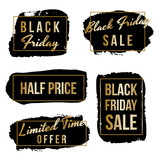 Black Friday Sale Banners Collection - 171989045