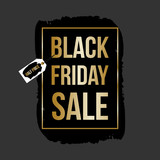 Black Friday Sale Design - 171989626