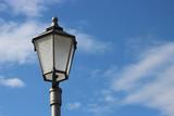 street lamp, vintage syle, closeup - 171998844