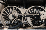 Steam engine wheels - 171999068