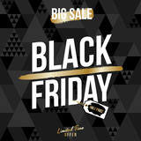 Black Friday Sale Design - 172051407