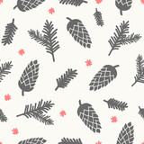 Winter Seamless Pattern - 172051673