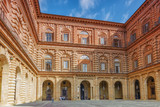 Palace of Pitti (Palazzo Pitti) in Florence - city of the Renaissance on Arno river. Italy. - 172110644