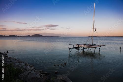 Balaton lake - Hungary Poster