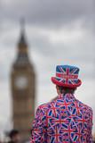 London-Guide am Big Ben