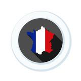 France button illustration - 172190670