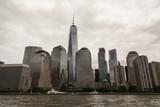 New York Skyline and Freedom Tower