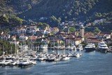 Skradin, town on confluence of river Krka at Adriatic sea, near Krka waterfalls - 172216255