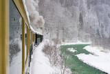 old steam train - 172306652
