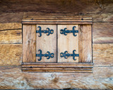 Traditional old window - 172306897