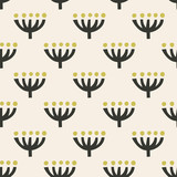seamless flower pattern - 172350211