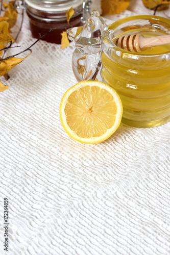 Honey Lemon Poster