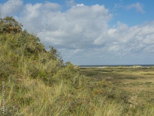 Deurstickers Noordzee Strand von Spiekeroog