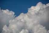 Cloudscape on idyllic sunny day - 172385036