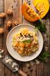 pumpkin risotto - 172387401