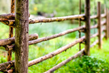 old fence - 172398205