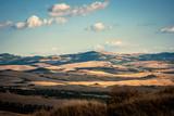 Paesaggio della Toscana, Italia, Europa