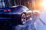Auto im Winter - 172409425