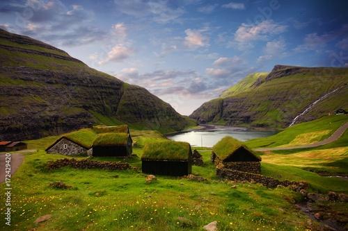 The nature of the Faroe Islands