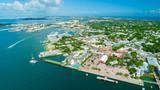 Key West Aerial view. Florida. USA.  - 172461227