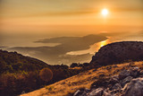 Bay of Kotor at sunset - 172610670