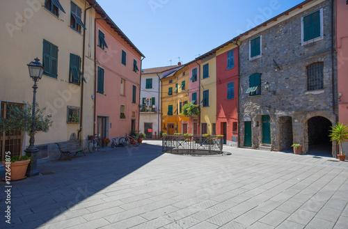 Around the streets of Brugnato, La Spezia inland, near the famous 5 Terre, Italy