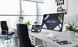 office desktop digital agency - 172652021
