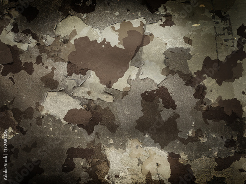 Camouflage military background - 172682065