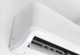 Air conditioner inverter mounted on the wall. - 172702045