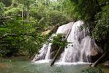 batanta waterfall in Raja Ampat, beautiful scenery