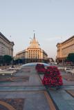 City centre of Sofia, capital of Bulgaria - 172737035